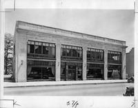 Packard dealership, Chicago, Ill., 1928