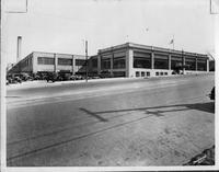Packard dealership, Kansas City, Missouri, 1930