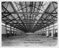 Dodge Brothers Heat Treat Building Interior