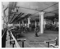 Dodge Brothers Assembling Building Interior