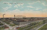 Dodge Brothers Automobile Plant, Detroit, Mich.