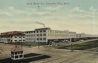 Buick Motor Co. Factories, Flint, Mich.