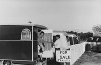 Trailer Camp, Home of Automobile Worker in Flint