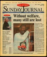 The Detroit Sunday Journal:: January 21, 1996