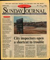The Detroit Sunday Journal:: January 28, 1996