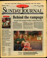 The Detroit Sunday Journal:: February 11, 1996