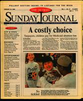 The Detroit Sunday Journal:: February 18, 1996