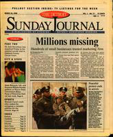 The Detroit Sunday Journal:: March 10, 1996