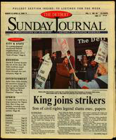 The Detroit Sunday Journal:: March 31 - April 6, 1996