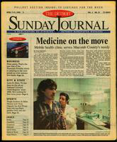 The Detroit Sunday Journal:: April 7 - 13, 1996