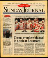 The Detroit Sunday Journal:: April 14 - 20, 1996