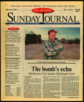 The Detroit Sunday Journal:: April 21 - 27, 1996
