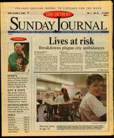 The Detroit Sunday Journal:: April 28 - May 5, 1996