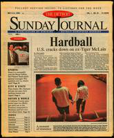 The Detroit Sunday Journal:: May 5 - 11, 1996