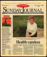 The Detroit Sunday Journal:: May 12-18, 1996