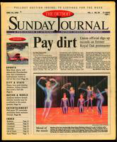 The Detroit Sunday Journal:: June 2-8, 1996