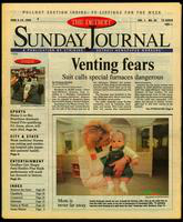 The Detroit Sunday Journal:: June 9-15, 1996