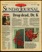 The Detroit Sunday Journal:: June 16-22, 1996