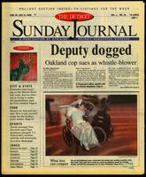 The Detroit Sunday Journal:: June 30-July 6, 1996