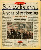 The Detroit Sunday Journal:: July 7-13, 1996