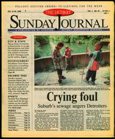 The Detroit Sunday Journal:: July 14-20, 1996