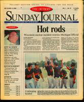 The Detroit Sunday Journal:: July 28-August 3,1996