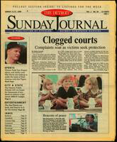 The Detroit Sunday Journal:: August 11-17, 1996