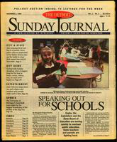 The Detroit Sunday Journal:: December 3, 1995