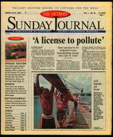 The Detroit Sunday Journal:: August 18-24, 1996