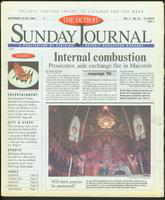 The Detroit Sunday Journal:: September 22-28, 1996