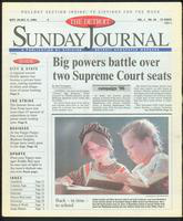 The Detroit Sunday Journal:: September 29-October 5, 1996