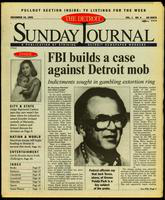 The Detroit Sunday Journal:: December 10, 1995