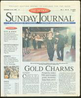 The Detroit Sunday Journal:: November 10 - 16, 1996