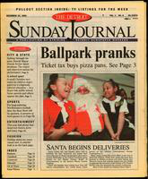 The Detroit Sunday Journal:: December 24, 1995