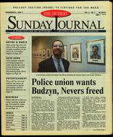The Detroit Sunday Journal:: December 31, 1995