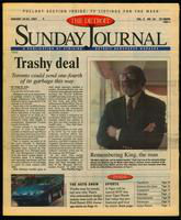 The Detroit Sunday Journal:: January 19 - 25, 1997