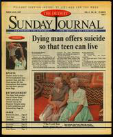 The Detroit Sunday Journal:: March 16 - 22, 1997