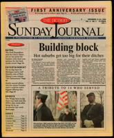The Detroit Sunday Journal:: November 17 - 23, 1996