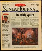 The Detroit Sunday Journal:: March 30 - April 5, 1997