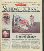 The Detroit Sunday Journal:: May 11-17, 1997