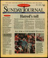 The Detroit Sunday Journal:: May 25-31, 1997