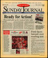 The Detroit Sunday Journal:: June 15-21, 1997