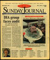 The Detroit Sunday Journal:: June 30-July 5, 1997