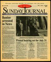 The Detroit Sunday Journal:: July 13-19, 1997