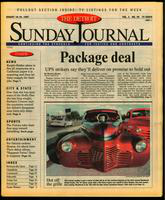 The Detroit Sunday Journal:: August 10-16, 1997
