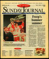 The Detroit Sunday Journal:: October 12-18, 1997
