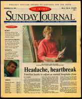 The Detroit Sunday Journal:: November 9-15, 1997