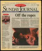 The Detroit Sunday Journal:: December 15-21, 1996