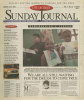 The Detroit Sunday Journal:: January 18-24, 1998