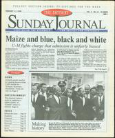 The Detroit Sunday Journal:: February 1-7, 1998